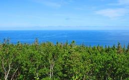 Cordon de l'eau de ciel Photographie stock libre de droits