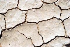 Cordon de sécheresse - fond de désert Image stock