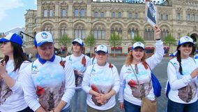 Cordone volontario all'evento archivi video
