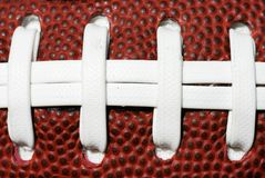 Cordones del balompié Foto de archivo libre de regalías