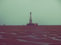 Cordouan Ligthouse. Historic touristic close to Bordeaux Royalty Free Stock Photo