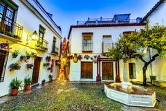 Cordova, Andalusia, Spagna fotografia stock libera da diritti