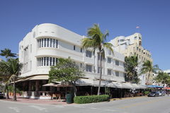 The Cordozo hotel Royalty Free Stock Images