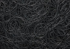 Cords background Royalty Free Stock Photos