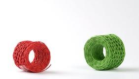 Cords Stock Image