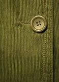 зеленый цвет corduroy 6 Стоковые Изображения