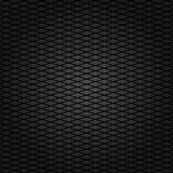 Corduroy background, dark gray grid fabric texture Stock Images