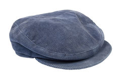 Corduroy cap Royalty Free Stock Images