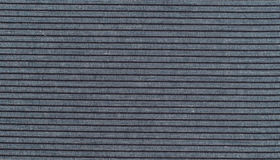 Corduroy cloth blue, fabric texture background. Royalty Free Stock Photo