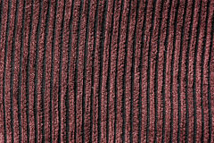 Corduroy fabric background Stock Image