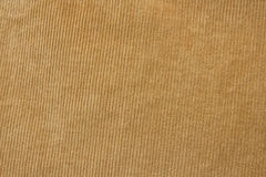 Corduroy fabric texture Stock Photos