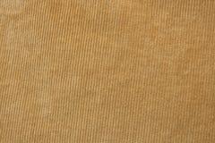 Corduroy fabric texture Stock Photos