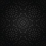 Corduroy texture dark background, ornamental Stock Photography