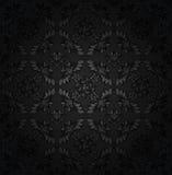 Corduroy textuur donkere achtergrond, sierstof Stock Foto's