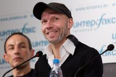Coreógrafo Johan Kobborg Foto de archivo
