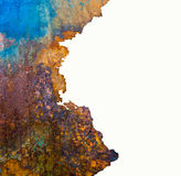 The core of corrosion Stock Photography