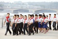 Corea del Norte 2011 Imagen de archivo libre de regalías