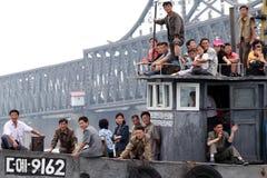 Corea del Norte 2013 Imagen de archivo libre de regalías