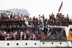 Corea del Norte 2013 Fotos de archivo libres de regalías