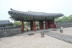 Corea del Sur Mok Office en Jeju Fotografía de archivo libre de regalías