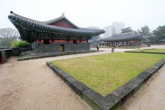 Corea del Sur Mok Office en Jeju Imagen de archivo