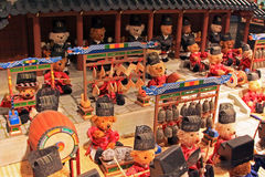 Corea Seul Teddy Bear Museum fotografía de archivo libre de regalías