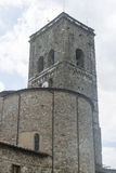 Coreglia Antelminelli (Τοσκάνη, Ιταλία) Στοκ Εικόνες
