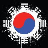 Coreia ilustração stock