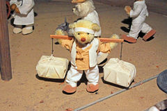 Coreia Seoul Teddy Bear Museum imagens de stock royalty free