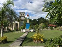Corella church. In Tagbilaran City Bohol Philippines royalty free stock photography