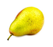 Corella pear studio shot. Detailed stock images