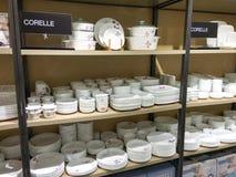 Corelle Dinnerware Stock Images