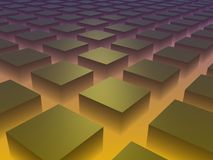Cores. Abstract graphic background with simple geometric figures Royalty Free Stock Image