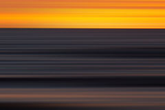 Cores abstratas do por do sol Imagem de Stock Royalty Free