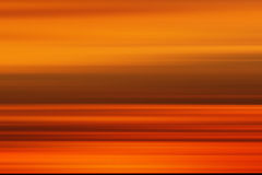 Cores abstratas do por do sol Fotografia de Stock Royalty Free
