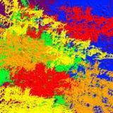 Cores brilhantes - 01b Foto de Stock