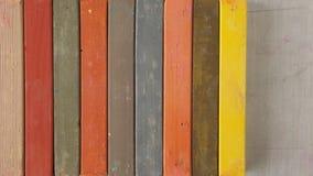 Cores da argila e de terra Imagens de Stock Royalty Free