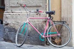Cores da bicicleta Fotografia de Stock