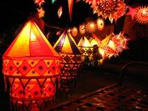 Cores da luz Imagem de Stock Royalty Free