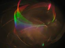 Cores da luz Imagens de Stock Royalty Free