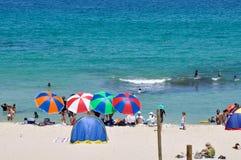 Cores da praia Imagens de Stock Royalty Free