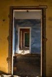 Cores das portas do arco-íris Fotos de Stock Royalty Free