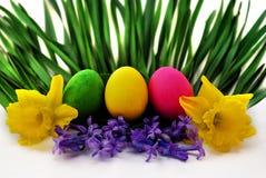 Cores de Easter Fotografia de Stock