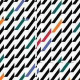 Cores de Geometrics Imagens de Stock