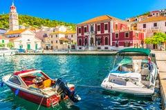 Cores de mediterrâneo Imagens de Stock
