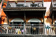 Cores de Nepal foto de stock royalty free