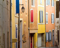 Cores de Provence Imagem de Stock Royalty Free
