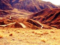Cores de Salta Fotografia de Stock
