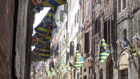 Cores de Tartuca, Siena Fotos de Stock Royalty Free