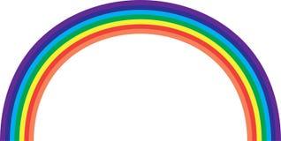 Cores do arco-íris Imagem de Stock Royalty Free